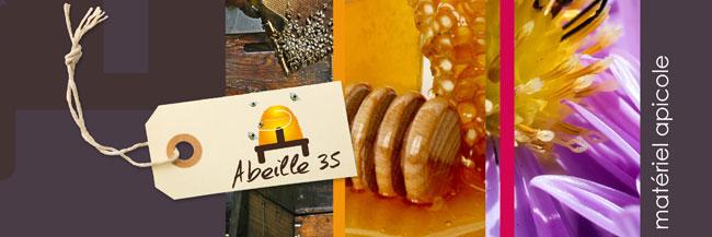 miel, pain d'épices, ruches, matériel pour l'apiculture